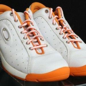 Oakley Factory Pilot Low white/orange